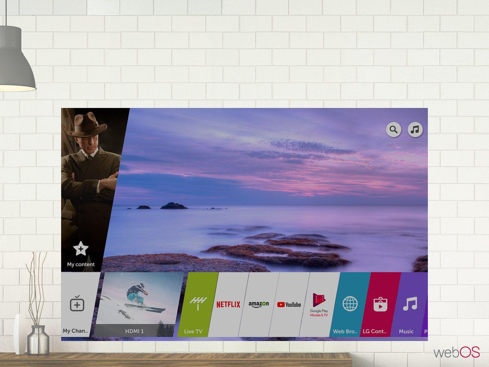 تلویزیون الجی 65UK6300 (4)
