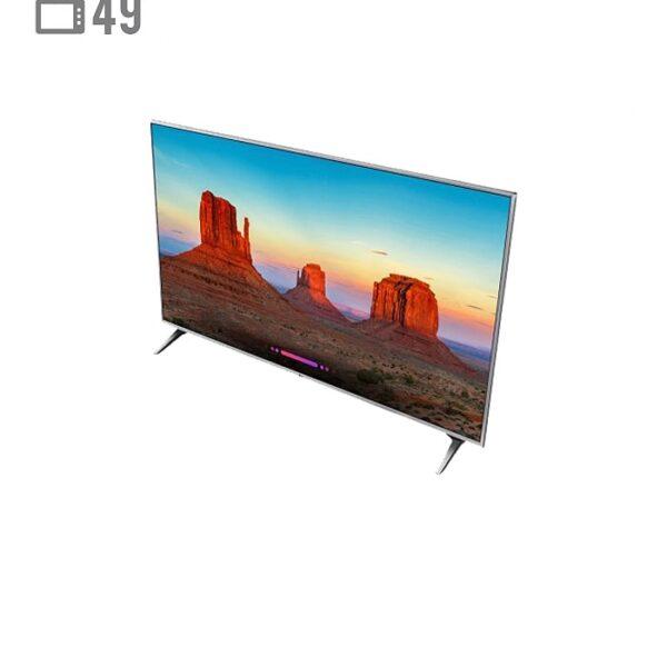 تلویزیون ال ای دی 4K ال جی مدل UK6300 سایز 49 اینچ (2)