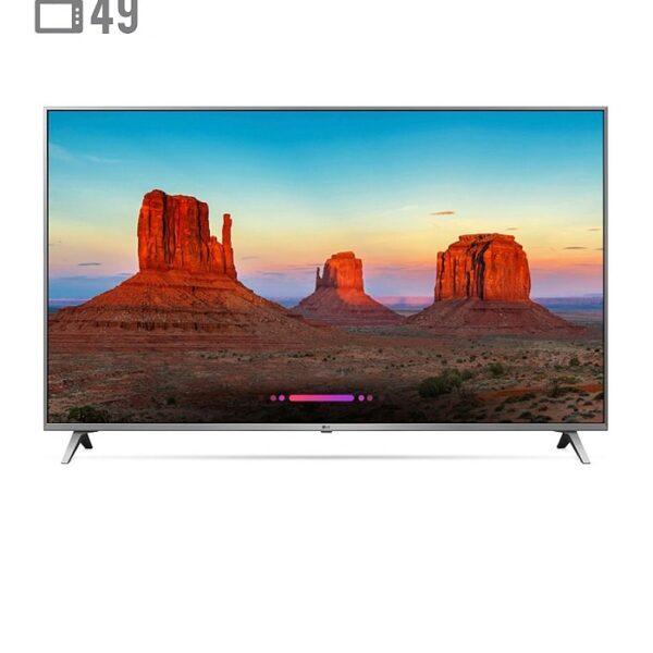 تلویزیون ال ای دی 4K ال جی مدل UK6300 سایز 49 اینچ (6)