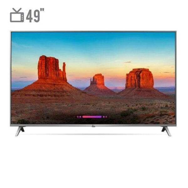 تلویزیون 49 اینچ و 4K ال جی مدل 49UK6300