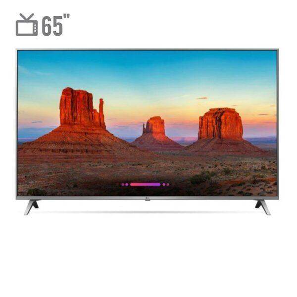 تلویزیون 65 اینچ و 4K ال جی مدل 65UK6300