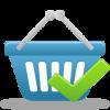 iconfinder_shopping-basket-accept_63148-min