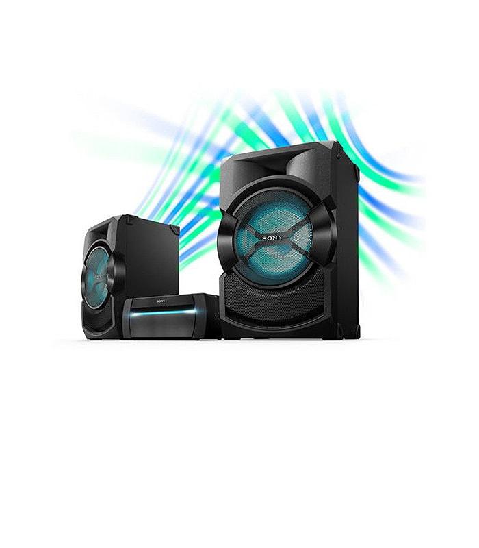 سیستم صوتی سونی شیک SHAKE X30D (4)-min