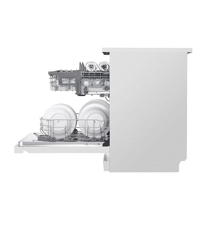 ظرفشویی 14 نفره ال جی مدل B512 سفید (3)-min