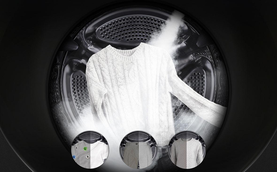 لباسشویی ال جی 10.5 کیلوگرم مدل FH4G1JCHK6N (5)-min
