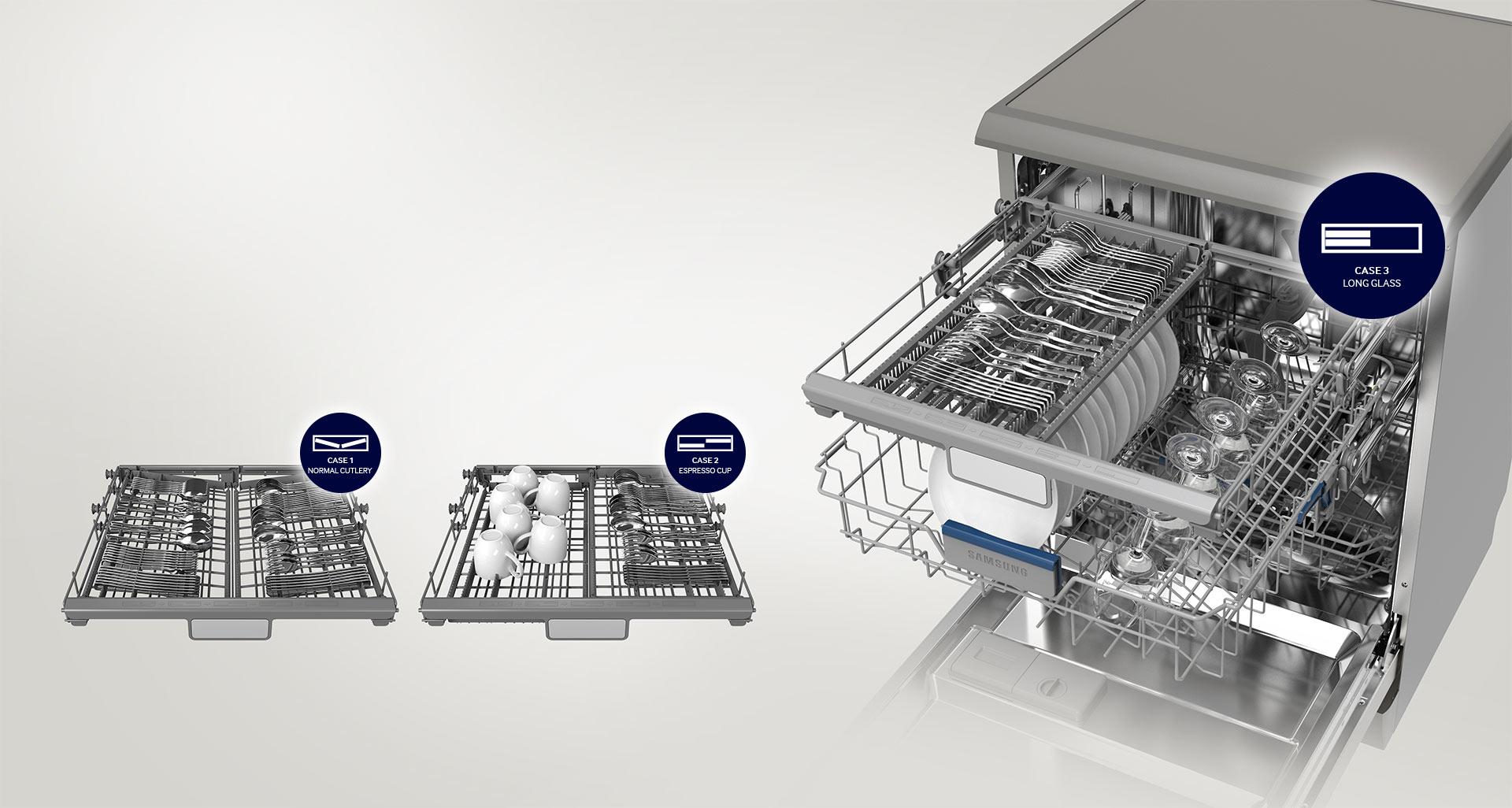 ماشین ظرفشویی سامسونگ DW60M5060BB (1)-min
