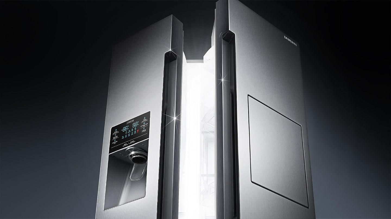 مشخصات و قیمت یخچال ساید بای ساید سامسونگ RS51 (2)-min