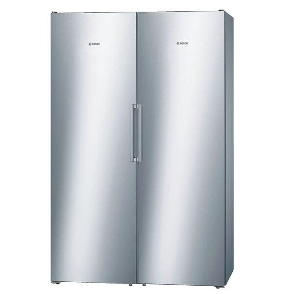 یخچال و فریزر دوقلو بوش مدل KSV36VL30 و GSN36VL30