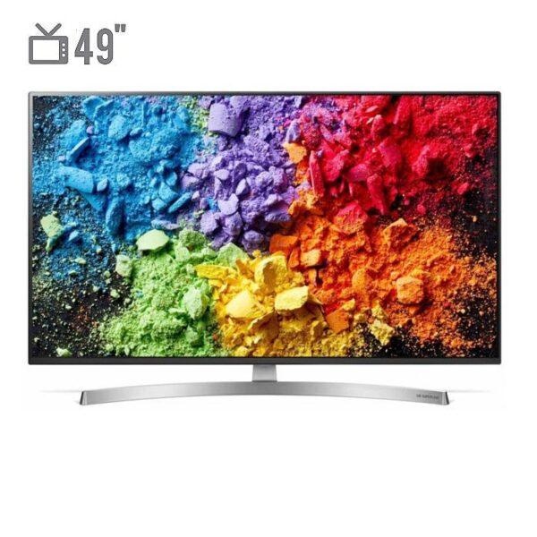 تلویزیون 49 اینچ و 4K ال جی مدل 49SK8500