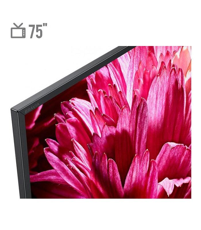 تلویزیون ال ای دی 4K سونی مدل X9500G سایز 75 اینچ (1)