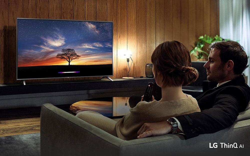 تلویزیون ال جی UM7340 (1)