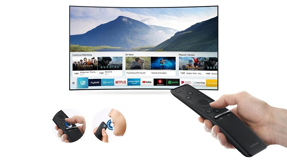 تلویزیون 4K HDR منحنی سامسونگ مدل NU8500 سایز 55 اینچ (21)