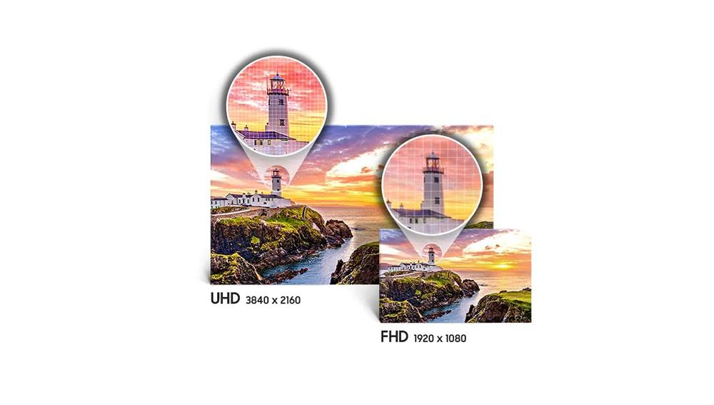 تلویزیون 4K HDR منحنی سامسونگ مدل NU8500 سایز 65 اینچ