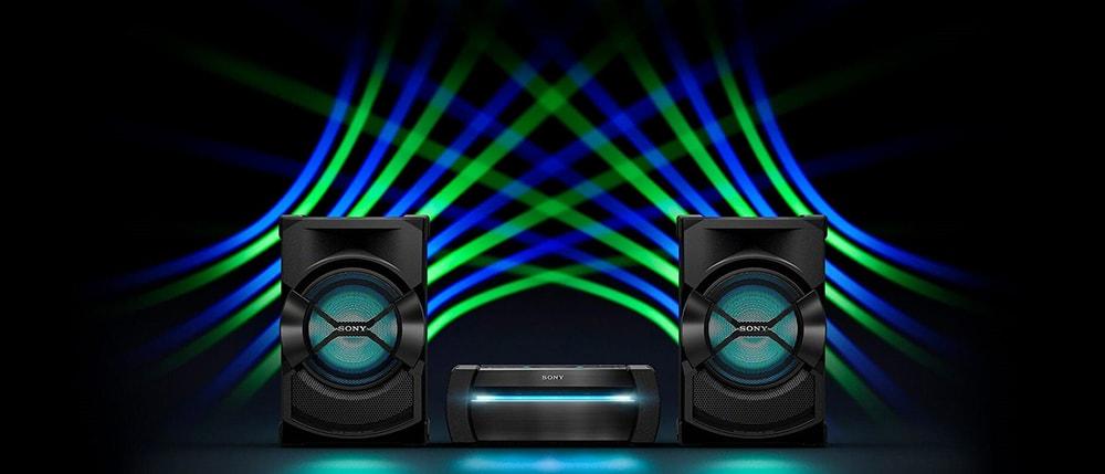 سیستم صوتی حرفه ای سونی SHAKE-X10 (4)-min